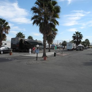 Desert Palms Mobile Home RV Park Formally Bakersfield California Photos